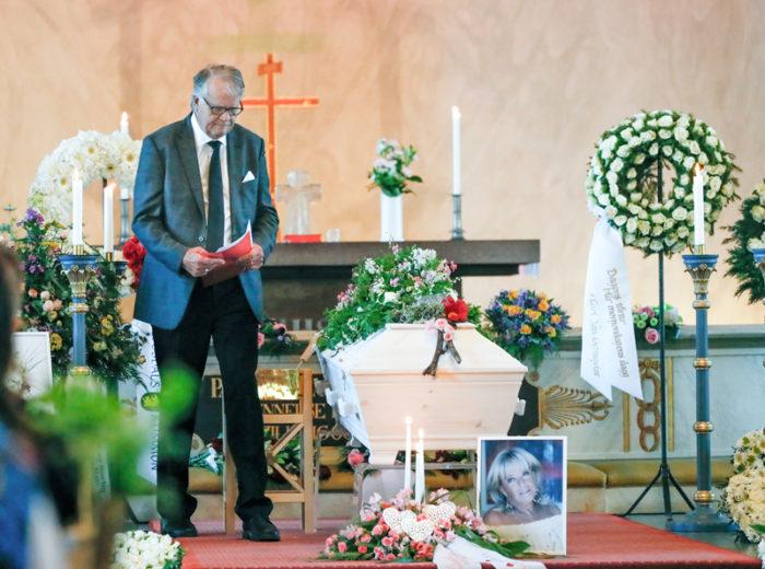 Har begravs lilla kristina