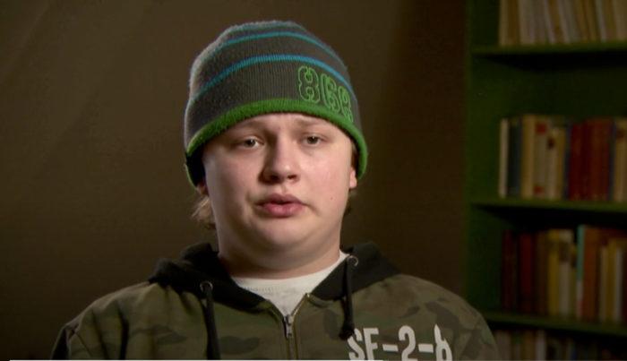 Sjuårige Theo dog efter en drunkningsolycka 2014. Storebror Jesper berättar om sorgen i