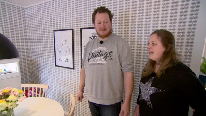 """Rickhard och Sadra får hjälp med att renovera huset i """"Sofias änglar"""""""