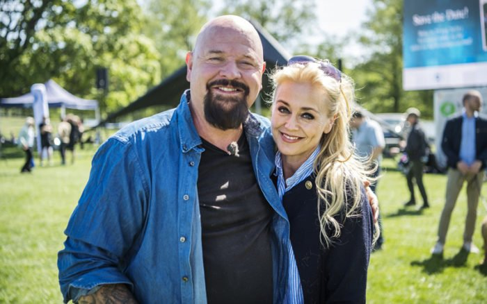 Anders Bagge och Johanna Lind ska gifta sig i sommar.