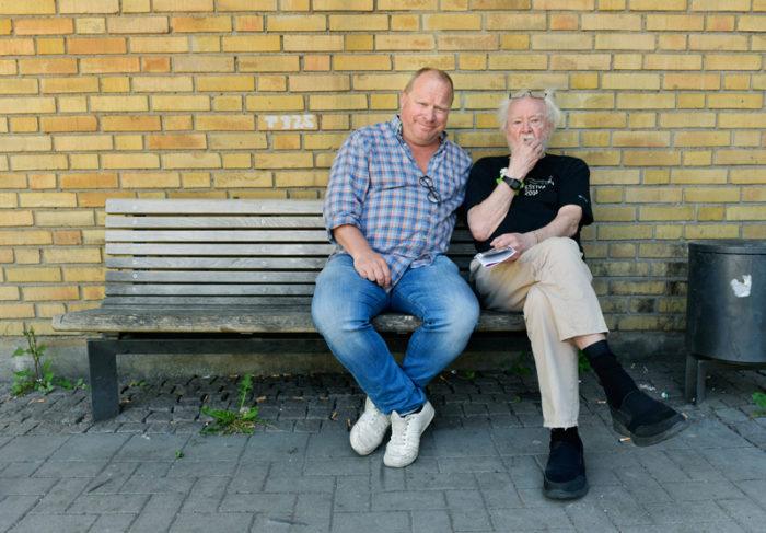 Claes Malmberg och Jan Malmsjö, Lotta på Liseberg i TV4