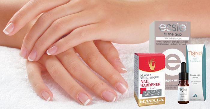 svaga naglar vitaminbrist