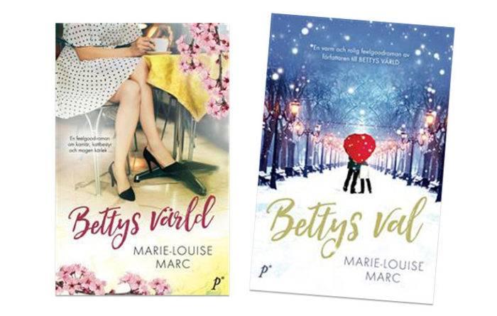 Böckerna om Betty Svan