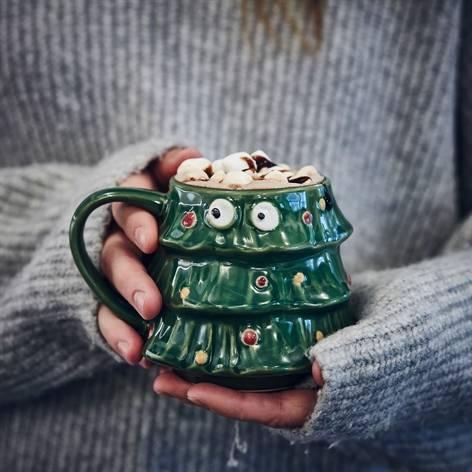 Julklappstips under 100 kronor: Julgransmugg från Lagerhaus