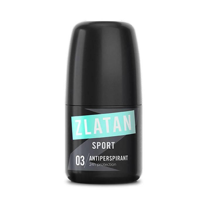 Zlatans deodorant