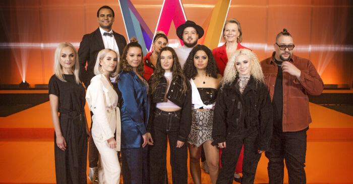 Här är Alla Artister I Deltävling 1 I Melodifestivalen