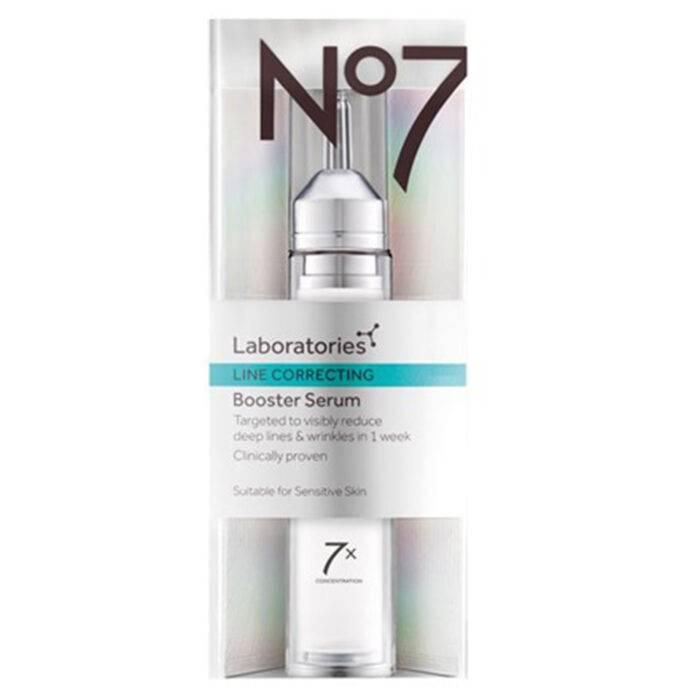 anti age serum från No7