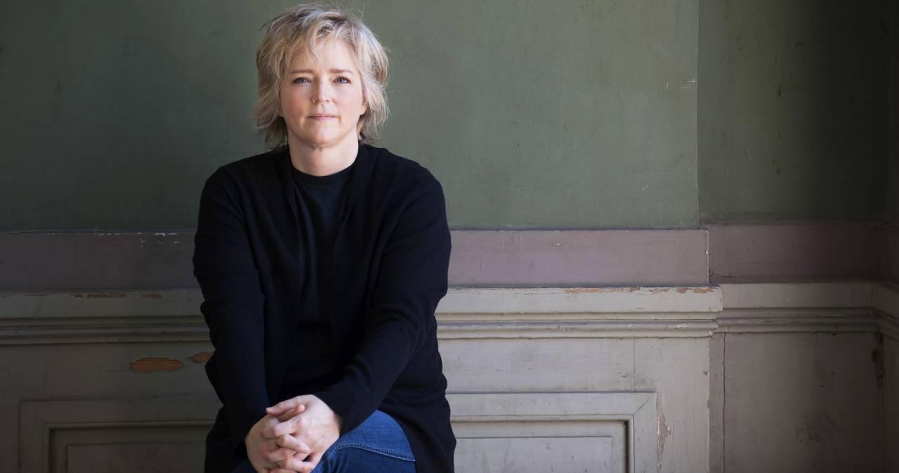 Deckarförfattaren Karin Slaughter