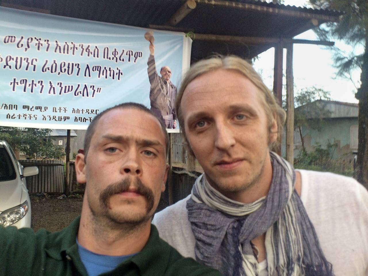 JohanPersson och MartinSchibbye