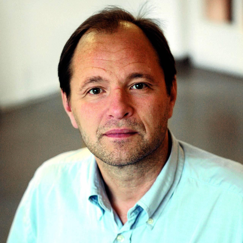 Björn Olsen, överläkare.