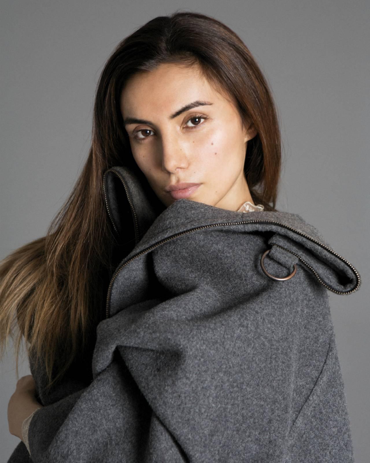 Vanessa Lopez porträtt