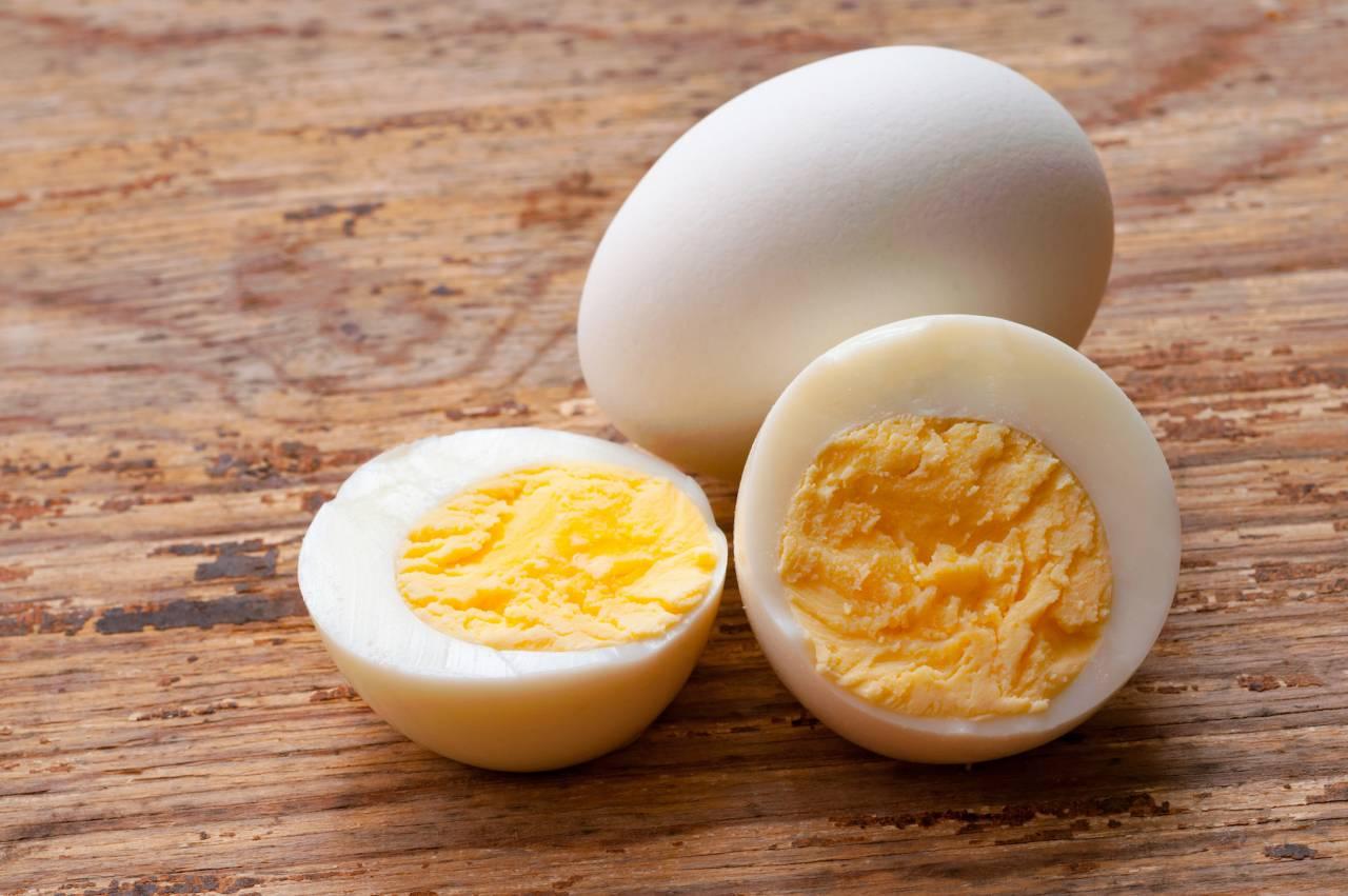 Kokta ägg