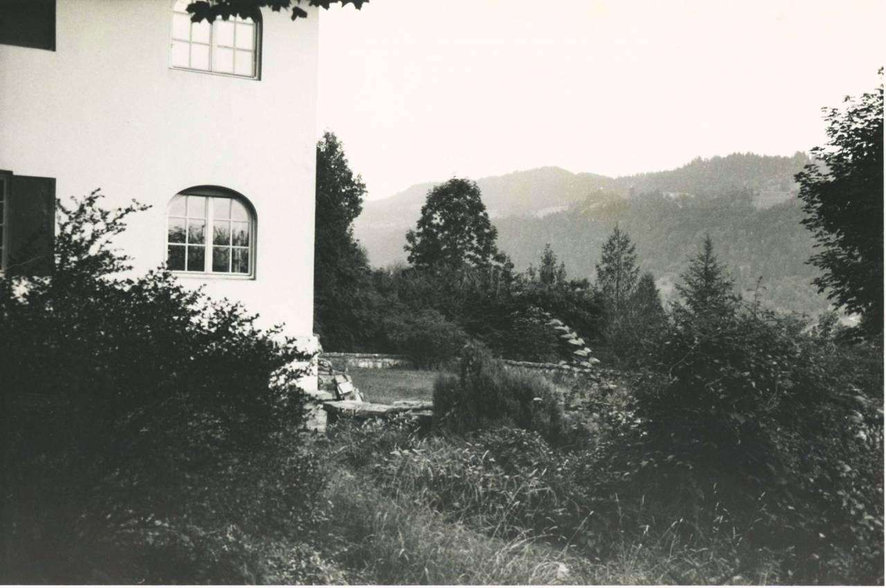Familjen von Blucgers villa i Garmisch-Partenkirchen