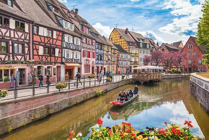 Colmar i Frankrike