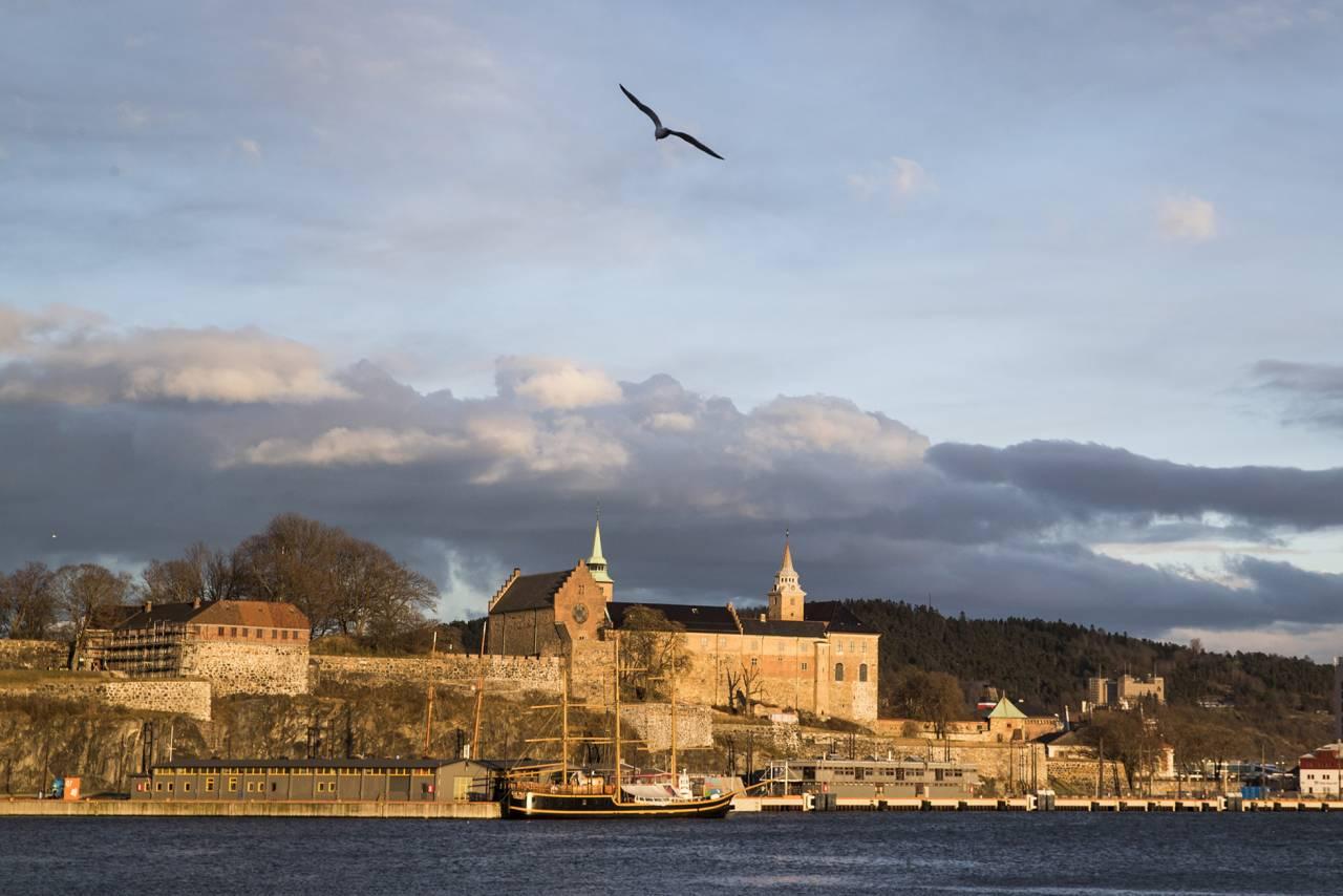 Akershus fästning i Oslo