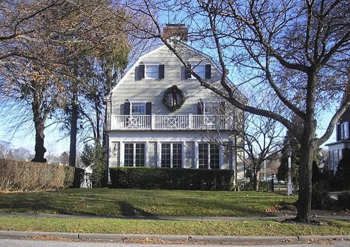 Hemsökt hus i Amityville, USA
