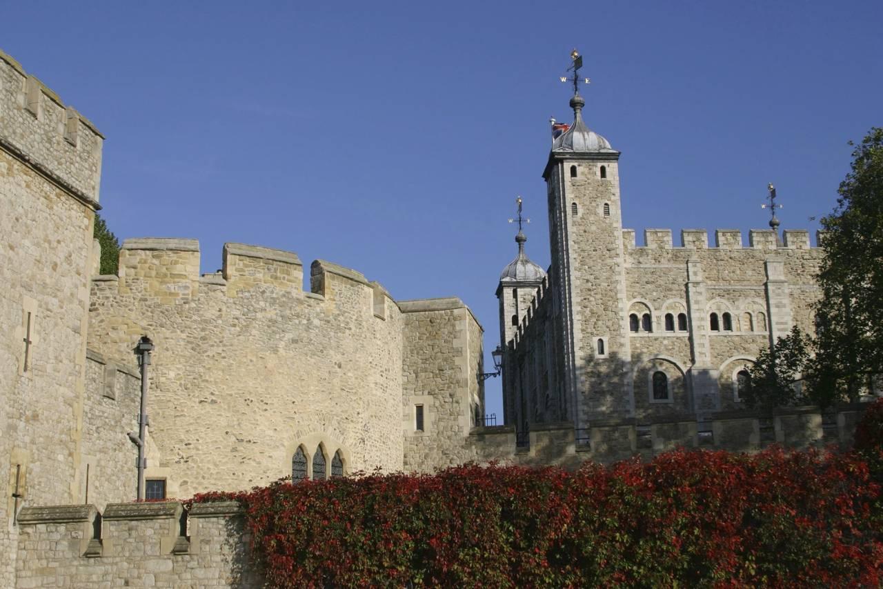 Towern I London.