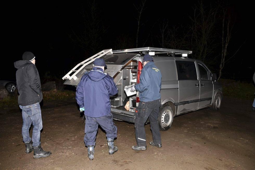 Kompletterande teknisk undersökning i Dalby stenbrott.