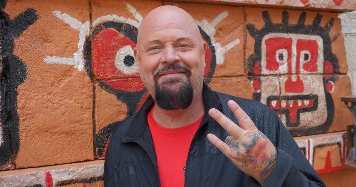 Anders Bagge medverkar i Fångarna på fortet den 30 augusti 2019