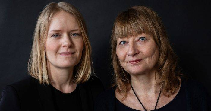 Kristina Edblom och Kerstin Weigl har skrivit boken I händelse av min död