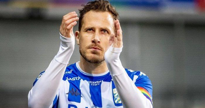 Tobias Hysén medverkar i Fångarna på fortet den 16 augusti 2019