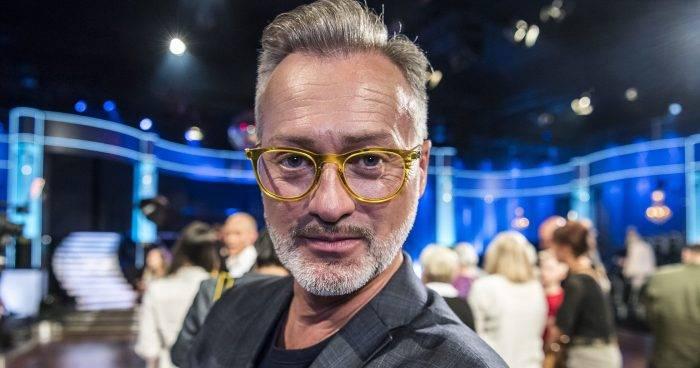 Tony Irving medverkar i Fångarna på fortet den 13 september 2019