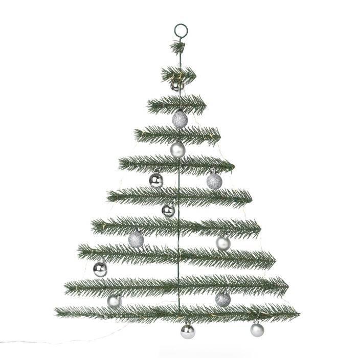 Julgran att hänga upp på väggen