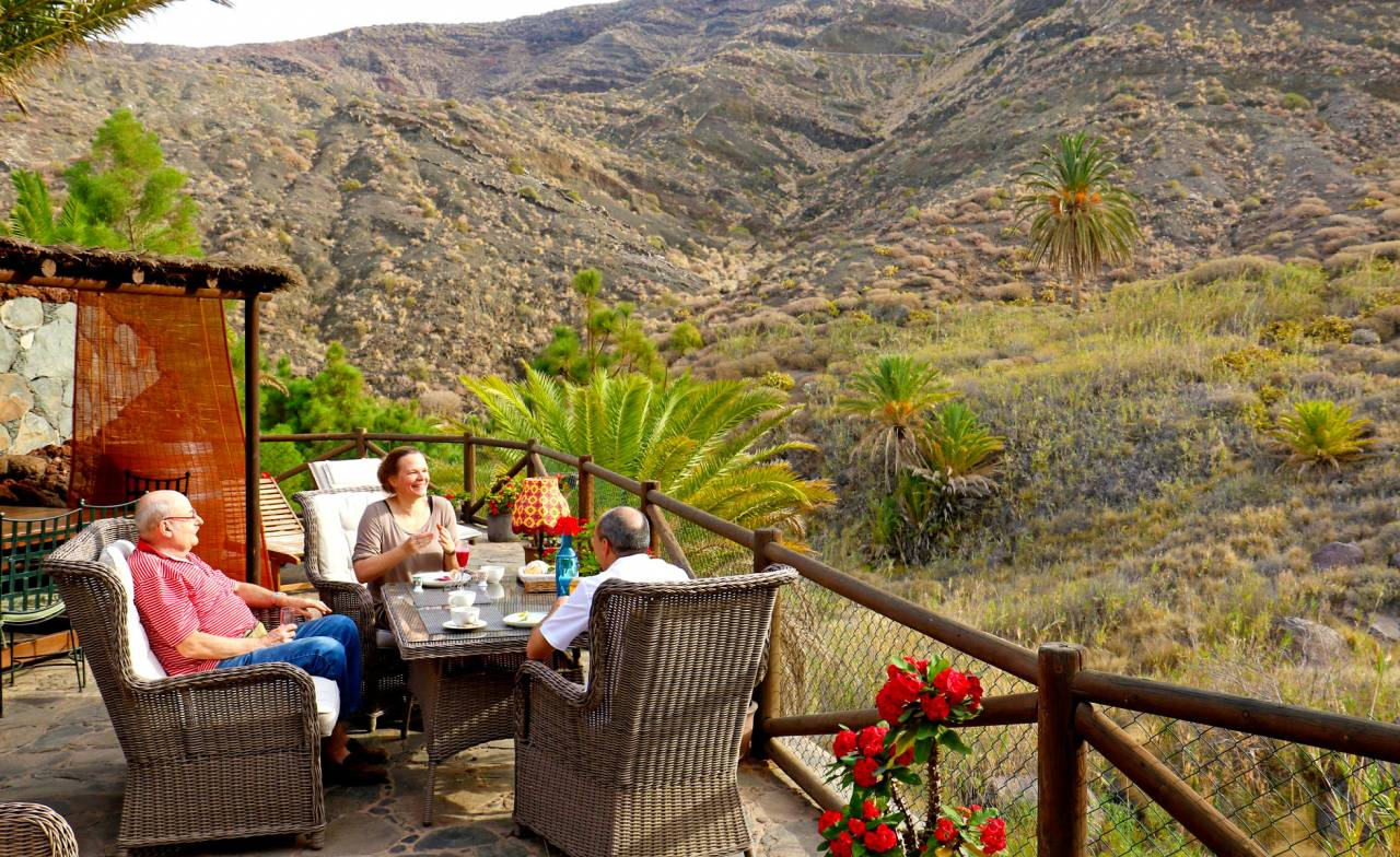 Boende på landet, Gran Canaria