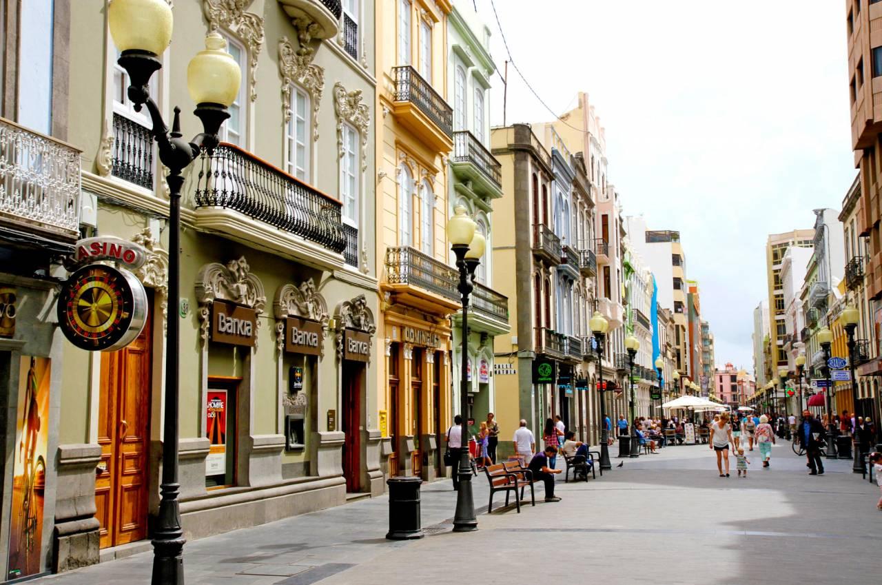 Gata i Las Palmas