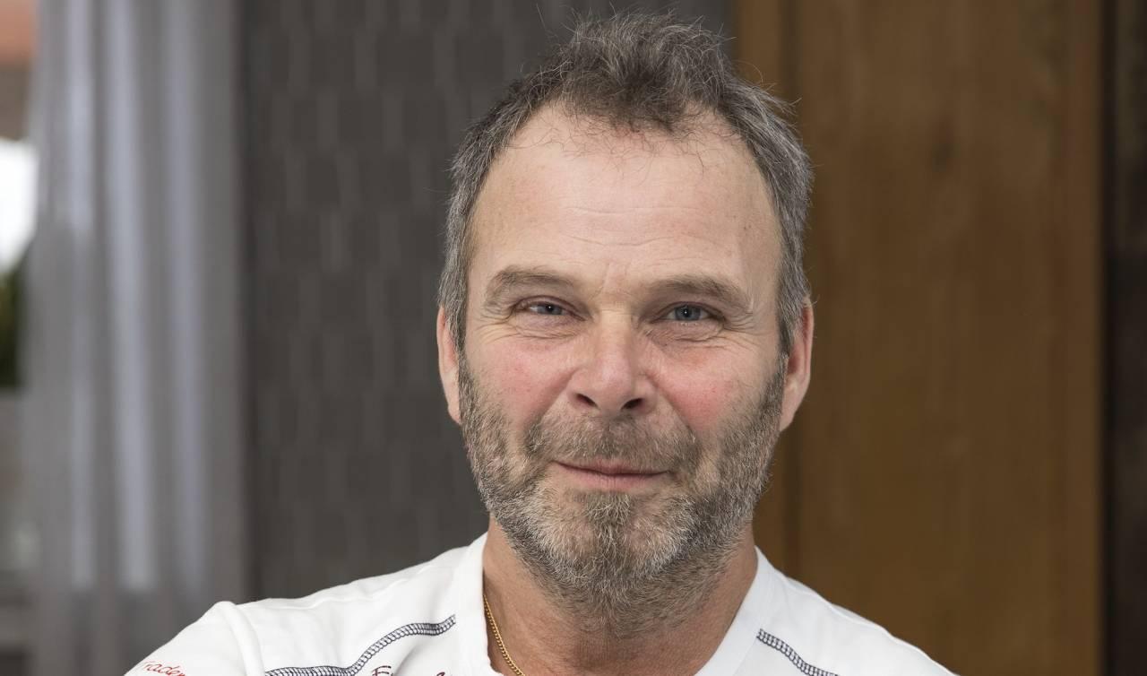 Ingvar Lantz, 54, Agnethas exman.