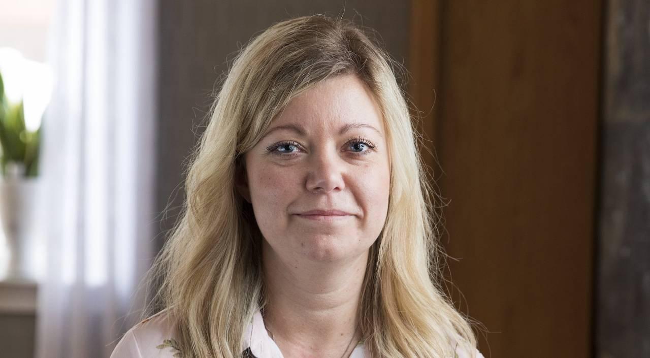 Susann Bohman, 33, Agnethas äldsta dotter.