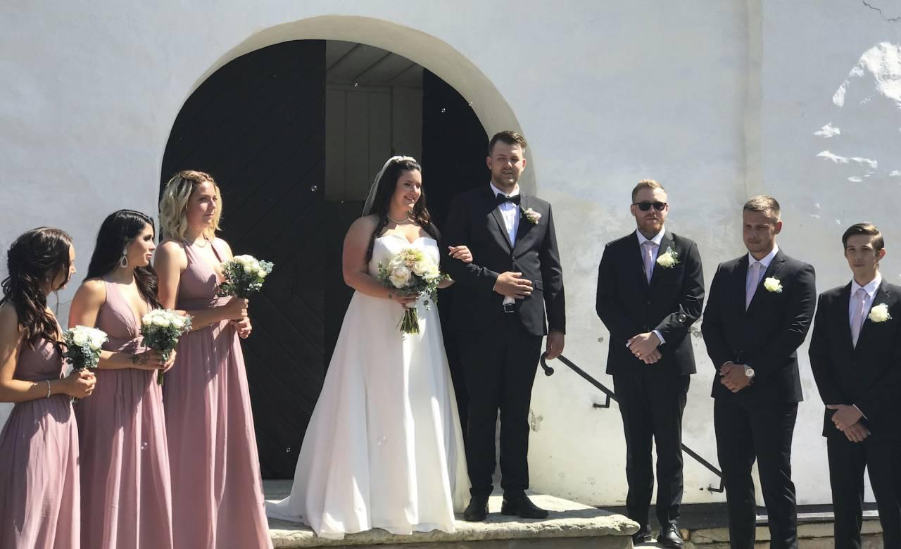 Christian Karlsson bröllop
