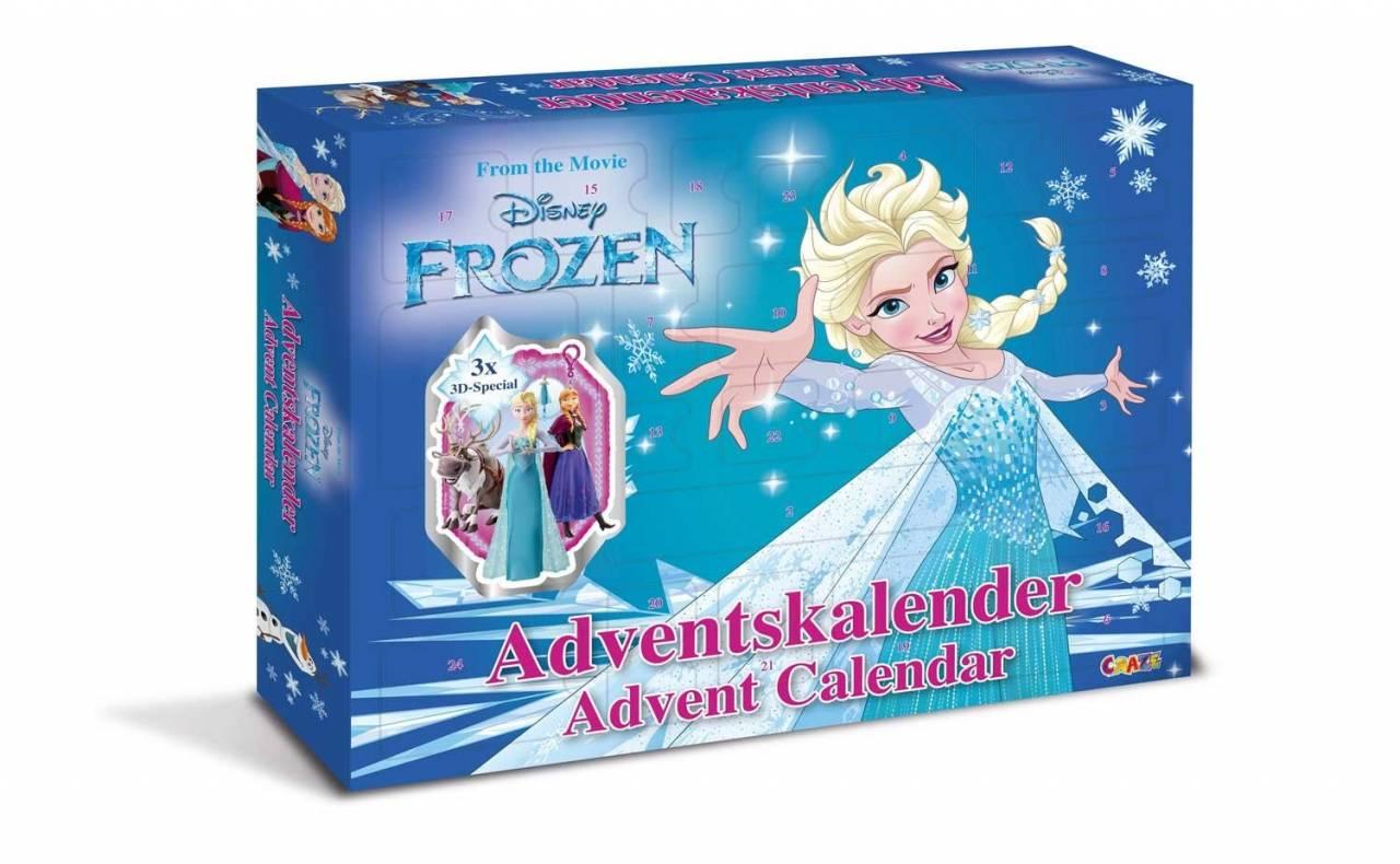 Disneys Frost adventskalender