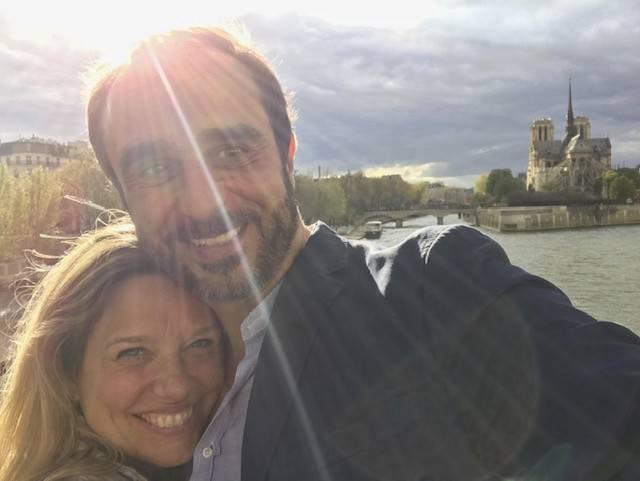 Emma Hamberg med nygamla kärleken Patrick Bratt