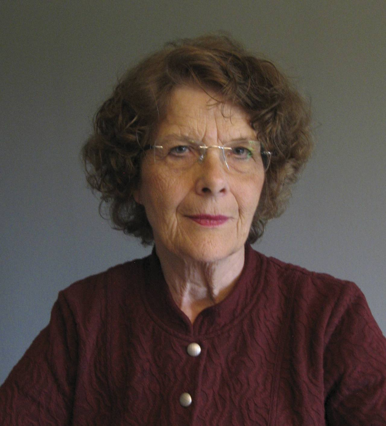 Läkaren Helena Rooth Svensson är specialiserad på sköldkörtelproblem.
