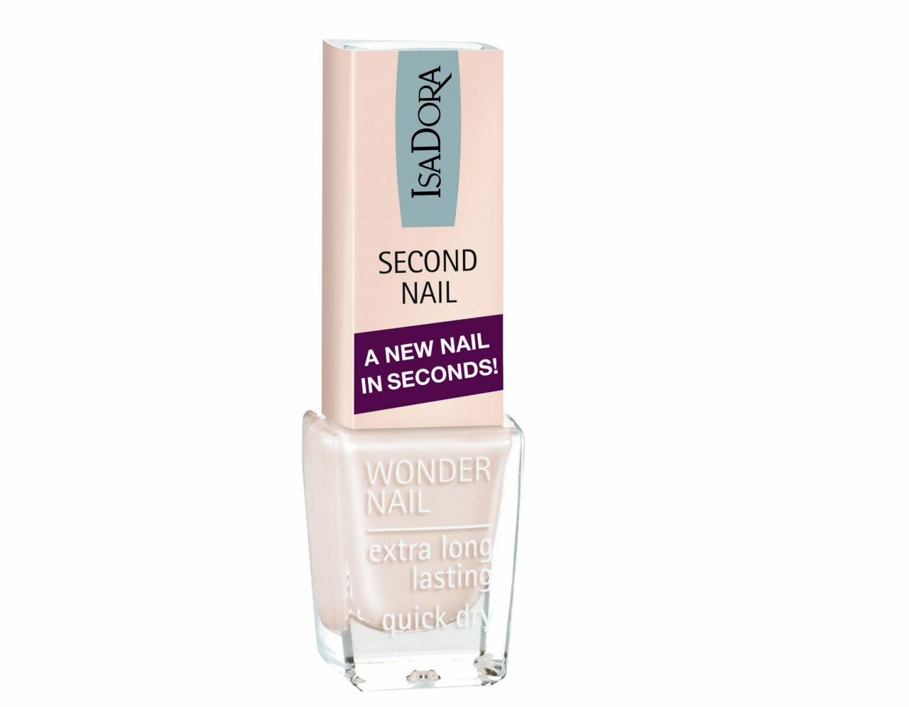 Second nail från Isadora