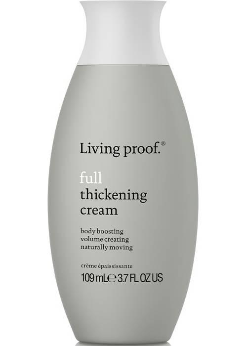 Stylingcreme Living Proof för tjockare och fylligare hår