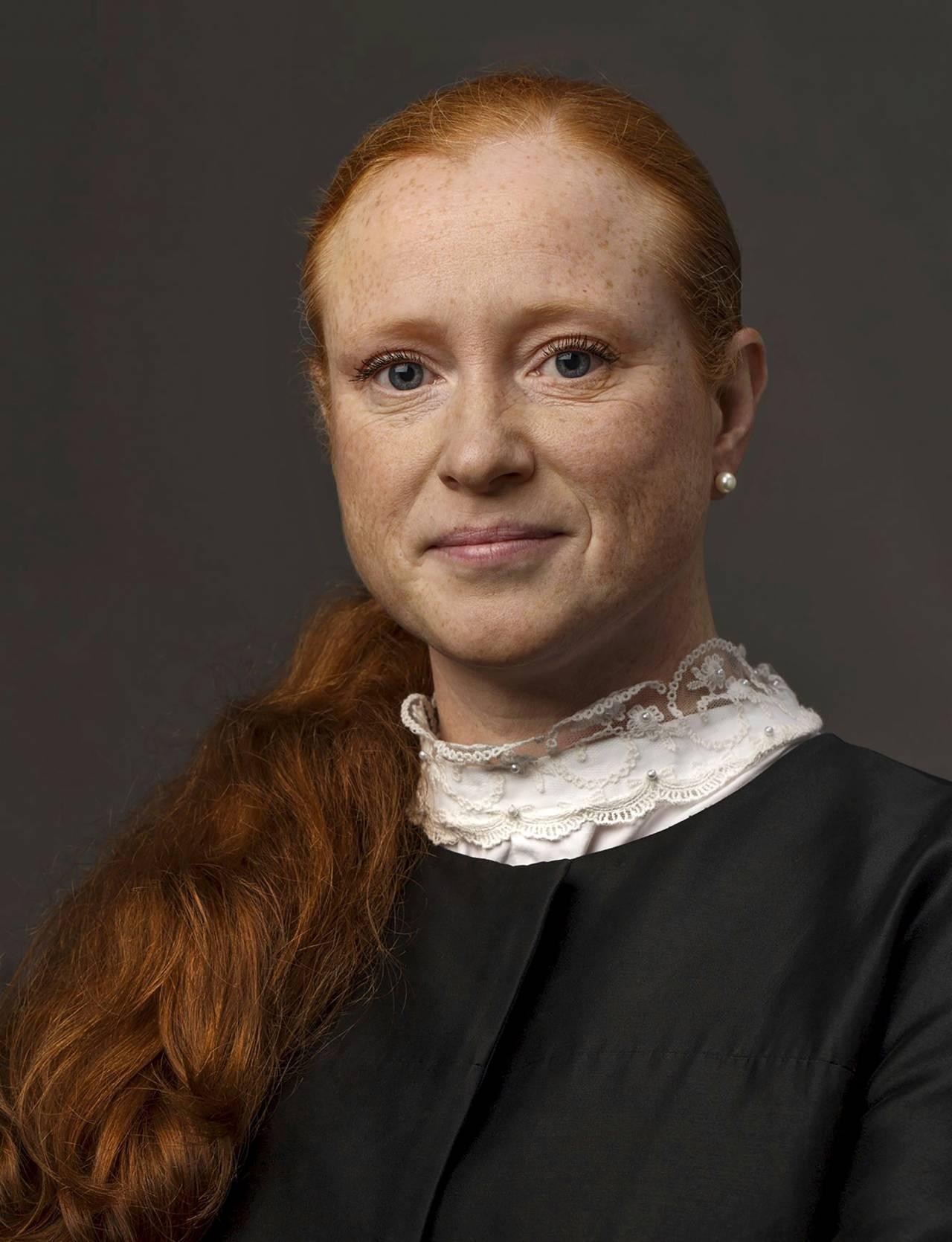 Porträtt av Maria Granström