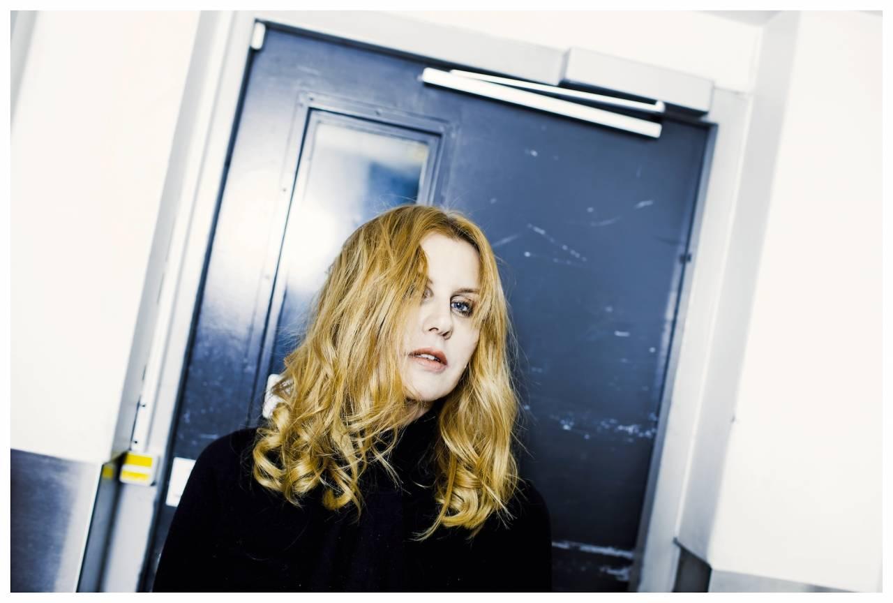 Porträtt av Sanne Gottlieb