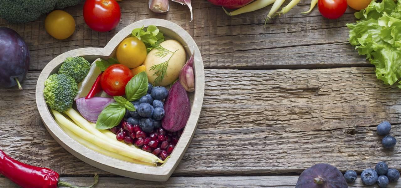 Medelhavskost är bra för hjärtahälsa