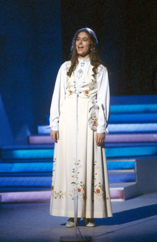 Sissel gjorde succé när hon som 16-åring sjöng under pausen i <em>Melodi Grand Prix</em> i Bergen 1986.