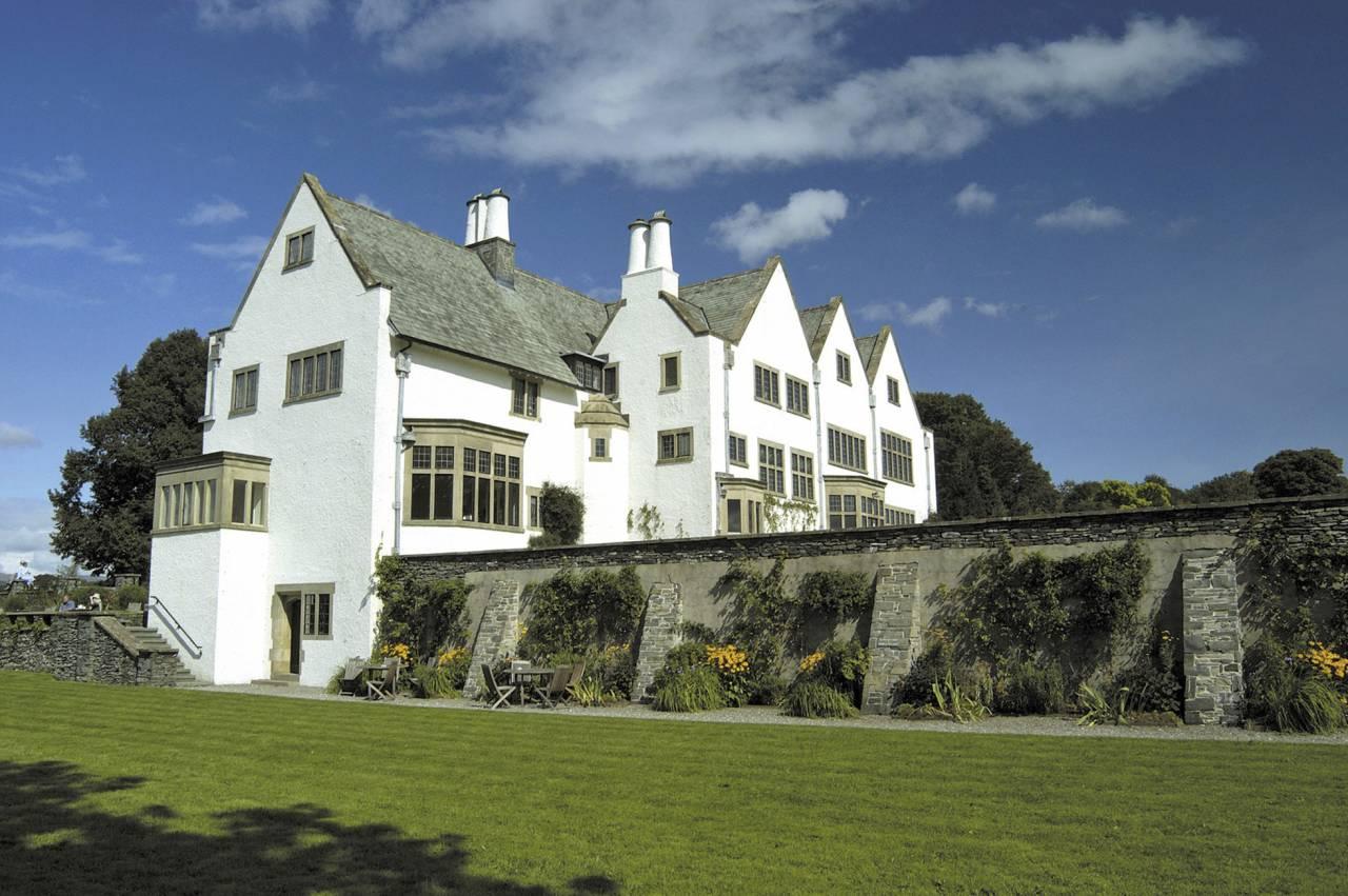 Blackwell House i Lake District