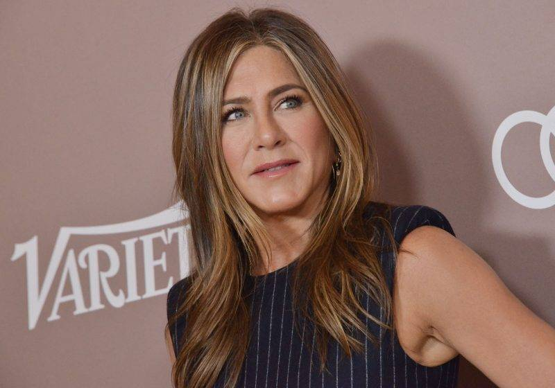 Jennifer Aniston om relationen till sin mamma