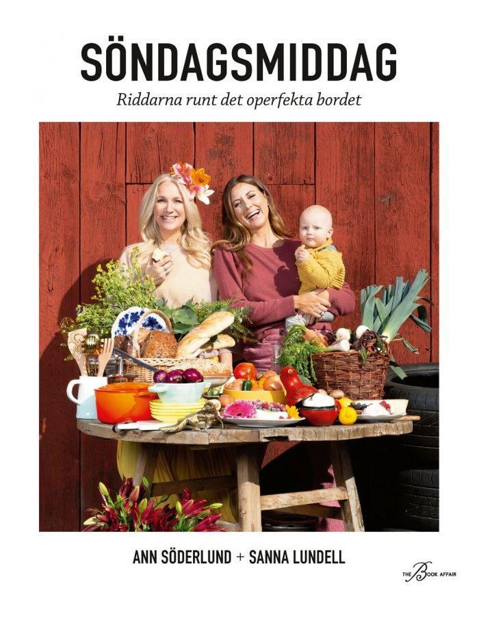 Ann Söderlunds och Sanna Lundells kokbok