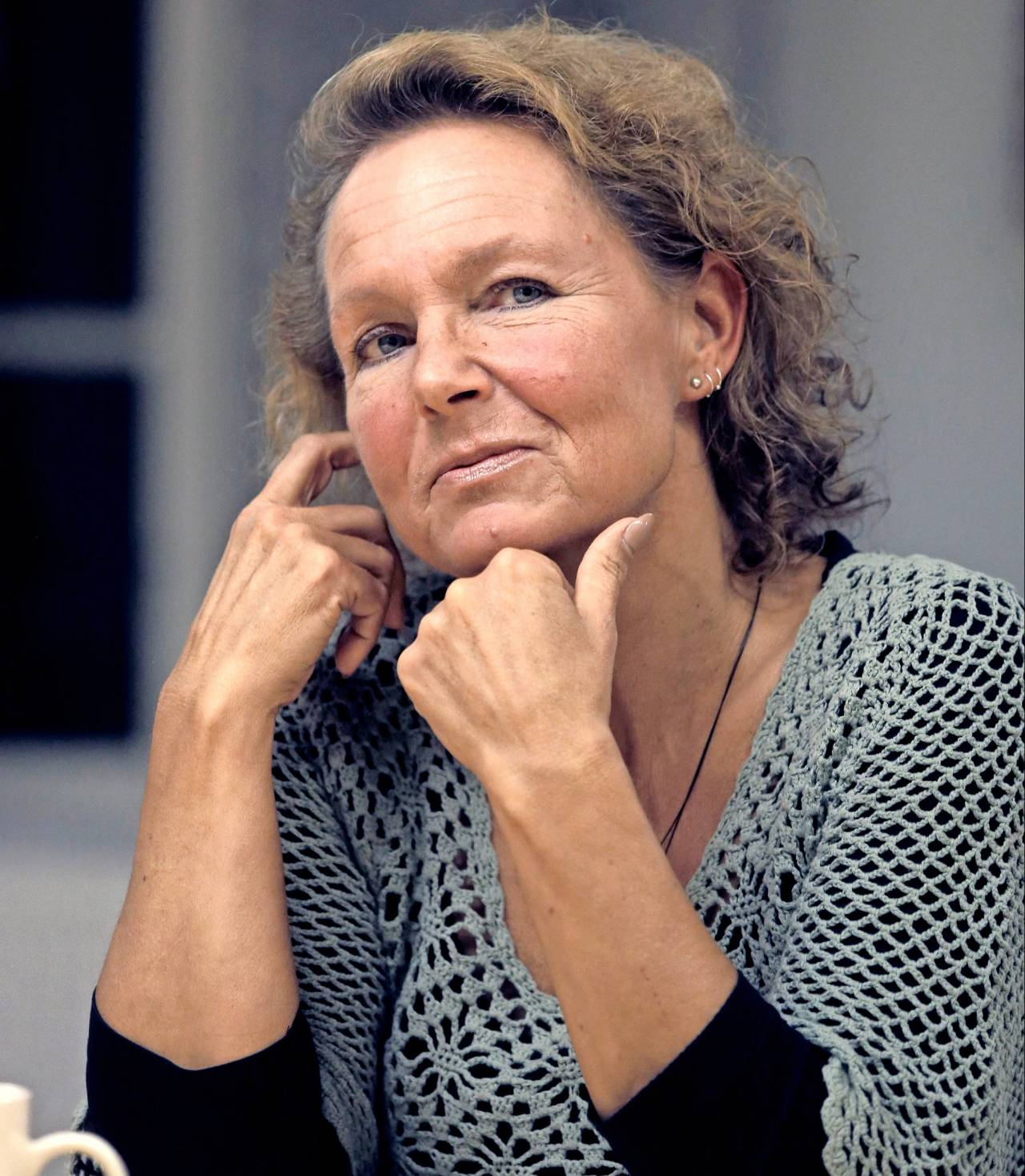 Marie Svensson berättar om sonens självmord