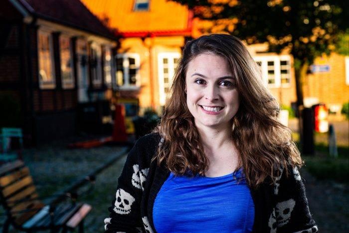 Brittany Zikman är en av deltagarna i Allt för Sverige 2019 i SVT.