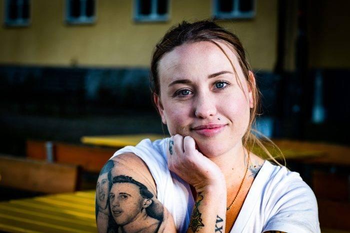 Kaytie Hubis är en av deltagarna i Allt för Sverige 2019 i SVT.