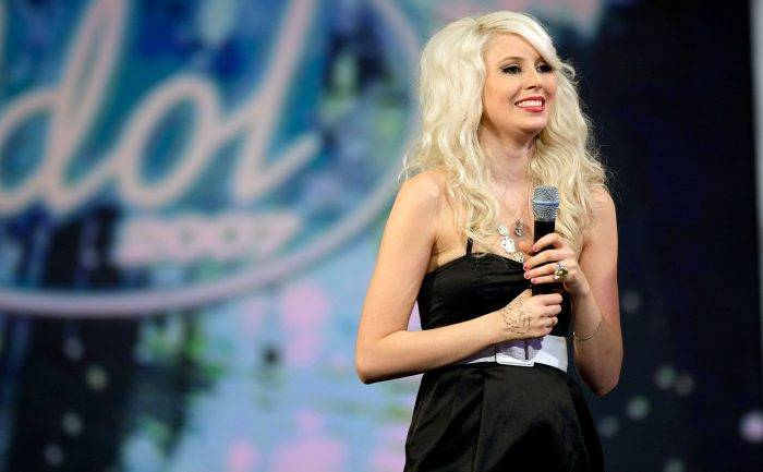 Amanda Jenssen kom tvåa i Idol 2007.