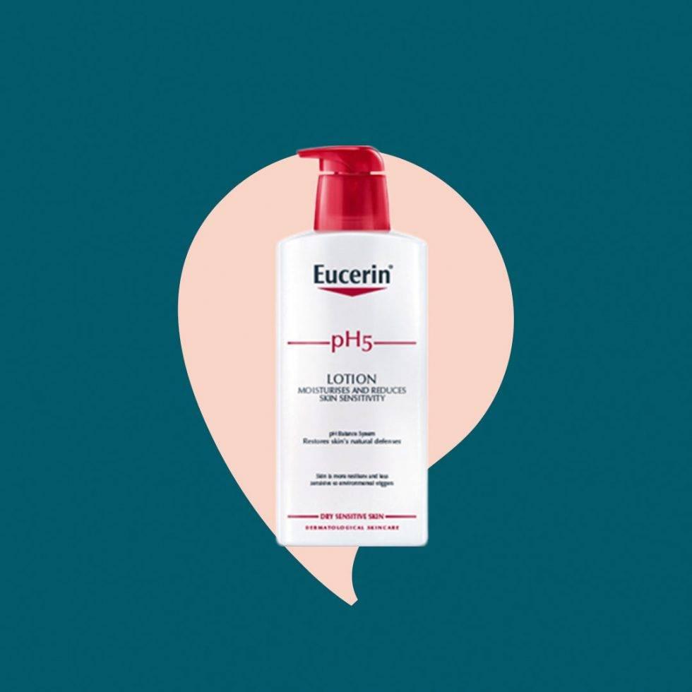 Eucerin body lotion