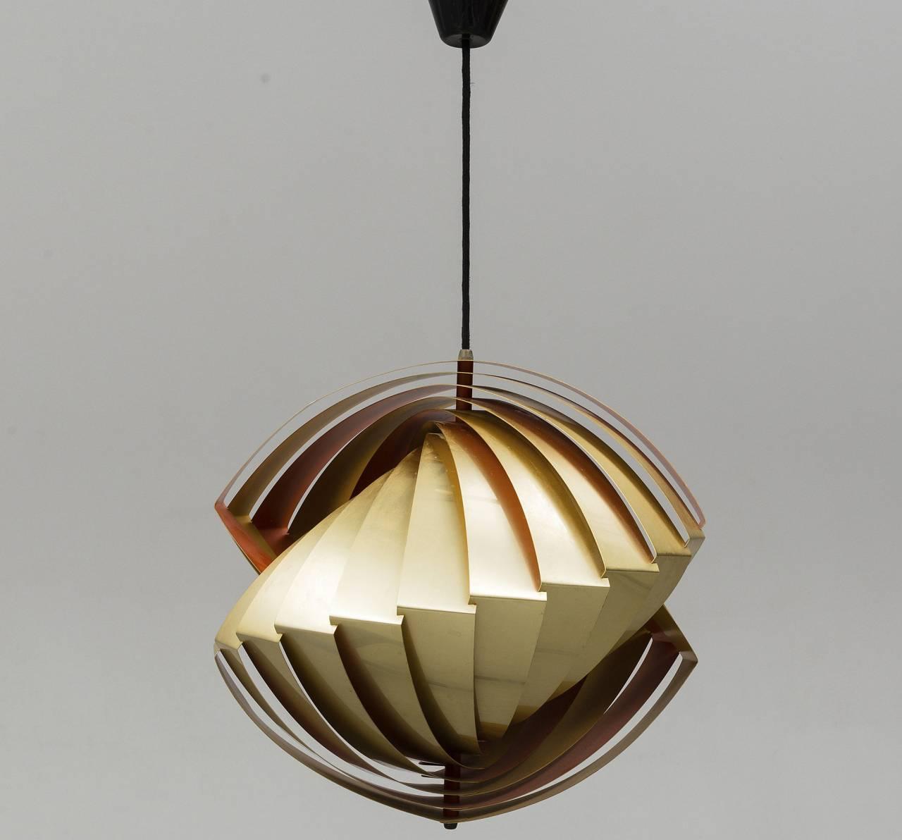 Lampan Konkylie av Louis Weisdorf